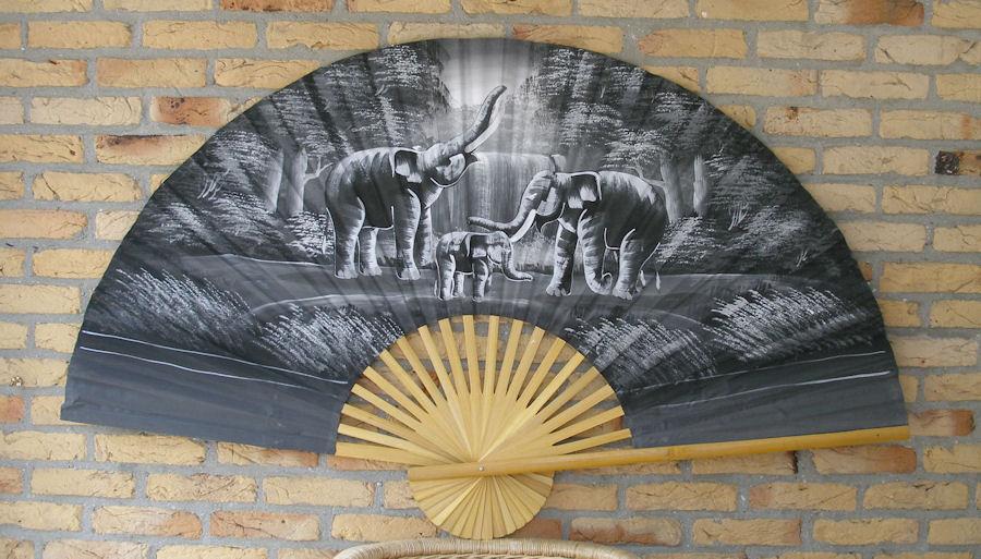 aziatische schilderijen